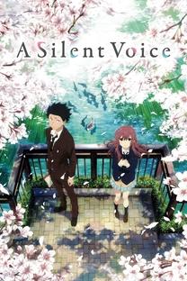A Silent Voice - Poster / Capa / Cartaz - Oficial 4
