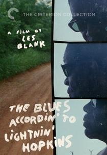 The Blues Accordin' to Lightnin' Hopkins - Poster / Capa / Cartaz - Oficial 1