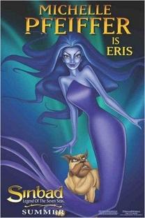 Sinbad: A Lenda dos Sete Mares - Poster / Capa / Cartaz - Oficial 4