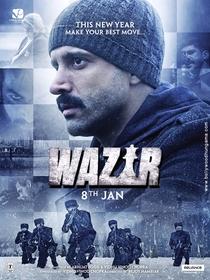 Wazir - Poster / Capa / Cartaz - Oficial 2