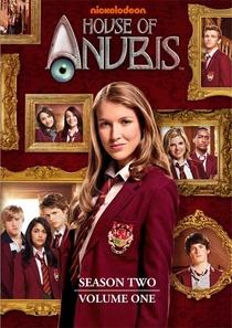 Misterio de Anubis (2ª temporada) - Poster / Capa / Cartaz - Oficial 1