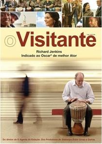 O Visitante - Poster / Capa / Cartaz - Oficial 2