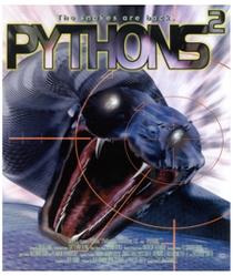Python 2 - Poster / Capa / Cartaz - Oficial 1