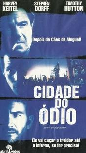 Cidade do Ódio - Poster / Capa / Cartaz - Oficial 2