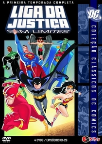 Liga da Justiça Sem Limites (1ª Temporada) - Poster / Capa / Cartaz - Oficial 3