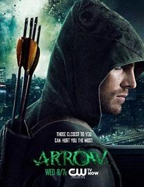 Arrow (1ª Temporada) - Poster / Capa / Cartaz - Oficial 6