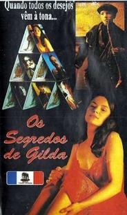 Os Segredos de Gilda  - Poster / Capa / Cartaz - Oficial 1