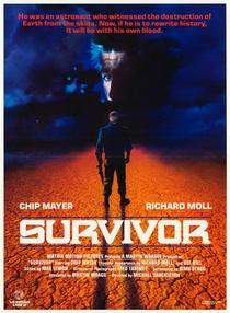 1999 - O Sobrevivente do Fim do Mundo - Poster / Capa / Cartaz - Oficial 1