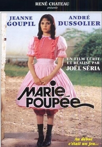 Marie, A boneca - Poster / Capa / Cartaz - Oficial 2