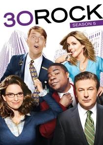30 Rock (5ª Temporada) - Poster / Capa / Cartaz - Oficial 1