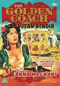 A Carruagem de Ouro - Poster / Capa / Cartaz - Oficial 3