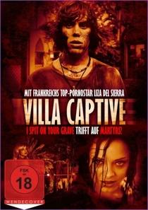 Villa Captive - Poster / Capa / Cartaz - Oficial 1