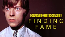 David Bowie: Finding Fame - Poster / Capa / Cartaz - Oficial 1