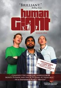 Human Giant - Poster / Capa / Cartaz - Oficial 1