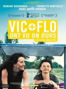 Vic+Flo Viram Um Urso - Poster / Capa / Cartaz - Oficial 3