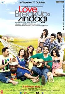 Love Breakups Zindagi - Poster / Capa / Cartaz - Oficial 1