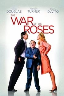 A Guerra dos Roses - Poster / Capa / Cartaz - Oficial 5