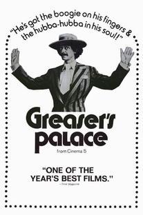 Greaser's Palace - Poster / Capa / Cartaz - Oficial 2