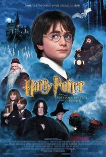 Harry Potter e a Pedra Filosofal - Poster / Capa / Cartaz - Oficial 1