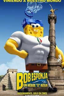 Bob Esponja: Um Herói Fora D'Água - Poster / Capa / Cartaz - Oficial 24