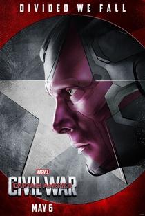 Capitão América: Guerra Civil - Poster / Capa / Cartaz - Oficial 28