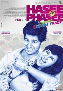 Hasee Toh Phasee - Poster / Capa / Cartaz - Oficial 2