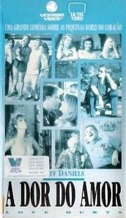 A Dor do Amor - Poster / Capa / Cartaz - Oficial 2