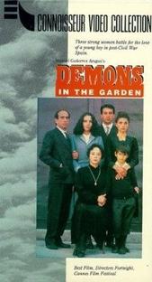 Demonios en el jardín - Poster / Capa / Cartaz - Oficial 1