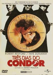 Três Dias do Condor - Poster / Capa / Cartaz - Oficial 5