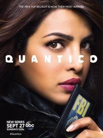 Quantico (1ª Temporada) - Poster / Capa / Cartaz - Oficial 2