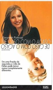 De Caso com o Acaso - Poster / Capa / Cartaz - Oficial 6