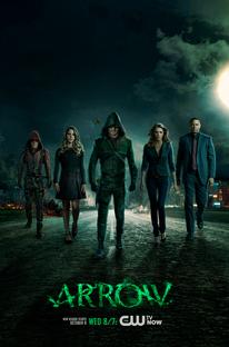 Arrow (3ª Temporada) - Poster / Capa / Cartaz - Oficial 1