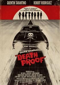À Prova de Morte - Poster / Capa / Cartaz - Oficial 1