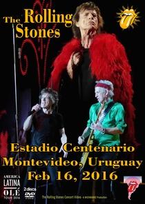 Rolling Stones - Montevideo 2016 - Poster / Capa / Cartaz - Oficial 2