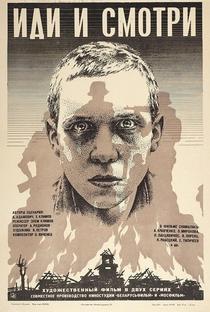Vá e Veja - Poster / Capa / Cartaz - Oficial 11