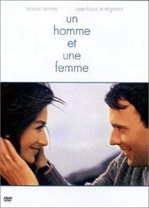 Um Homem, Uma Mulher - Poster / Capa / Cartaz - Oficial 4