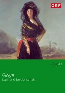 Goya - Delírio e Depressão - Poster / Capa / Cartaz - Oficial 1