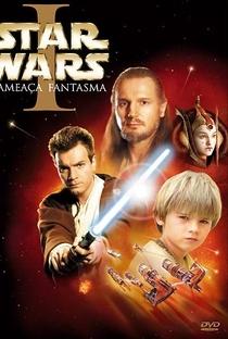 Star Wars, Episódio I: A Ameaça Fantasma - Poster / Capa / Cartaz - Oficial 3