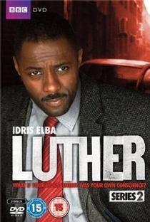 Luther (2ª Temporada) - Poster / Capa / Cartaz - Oficial 2