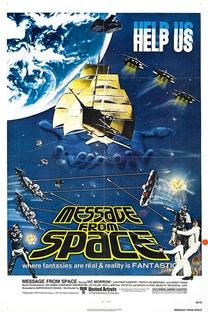 Mensagem do Espaço - Poster / Capa / Cartaz - Oficial 1