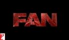 FAN Logo - Shah Rukh Khan
