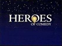 Heróis da Comédia (1ª Temporada) - Poster / Capa / Cartaz - Oficial 1