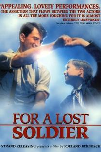 Para Um Soldado Perdido - Poster / Capa / Cartaz - Oficial 4