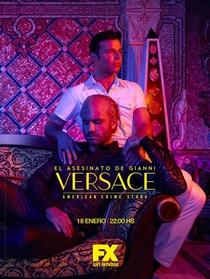 O Assassinato de Gianni Versace: American Crime Story - Poster / Capa / Cartaz - Oficial 2