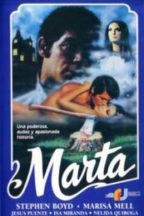 Marta, A Mulher Insaciável - Poster / Capa / Cartaz - Oficial 4