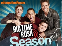 Big Time Rush - 4ª Temporada - Poster / Capa / Cartaz - Oficial 1