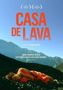 Casa de Lava - Poster / Capa / Cartaz - Oficial 1