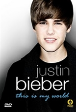 Justin Bieber - This Is My World - Poster / Capa / Cartaz - Oficial 1