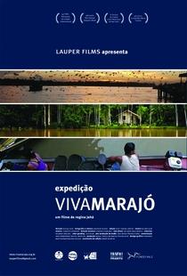 Expedição Viva Marajó - Poster / Capa / Cartaz - Oficial 1