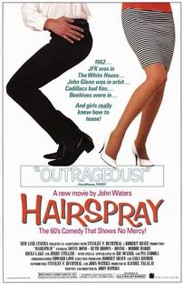 Hairspray - Éramos Todos Jovens - Poster / Capa / Cartaz - Oficial 3